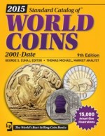2015 Standard Catalog of World Coins 2001-Date, 9th Edition
