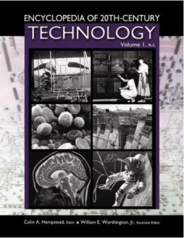 Download Encyclopedia of 20Th-Century Technology, Volume 1