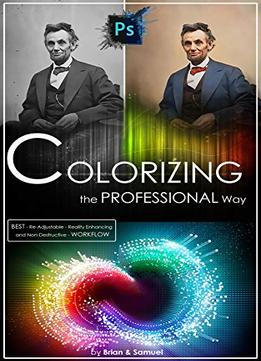 Download ebook Colorizing The Professional Way