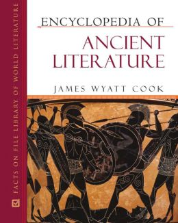 Download Encyclopedia of Ancient Literature