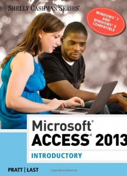 Download Microsoft Access 2013: Introductory