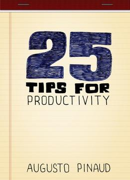 Download 25 Tips For Productivity