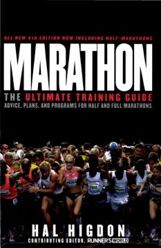 Download Marathon: The Ultimate Training Guide: 4th edition