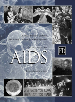Download Encyclopedia of AIDS – A Social, Political, Cultural, & Scientific Record of the HIV Epidemic