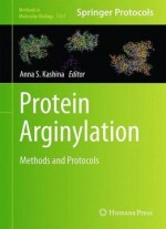 Protein Arginylation: Methods And Protocols