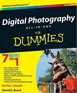 Download Digital Photography All-in-One Desk Reference For Dummies, 4th Edition