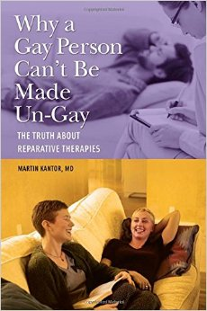 Download ebook Why a Gay Person Can't be Made Un-Gay