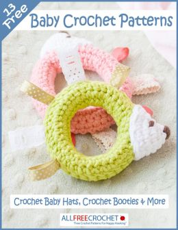 Download 13 Free Baby Crochet Patterns