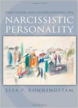 Download Identifying & Understanding The Narcissistic Personality