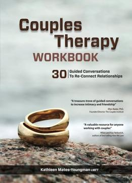 Download ebook Couples Therapy Workbook