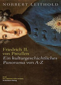 Download ebook Friedrich Ii. Von Preußen