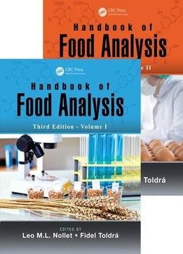 Download Handbook Of Food Analysis, Third Edition – Two Volume Set