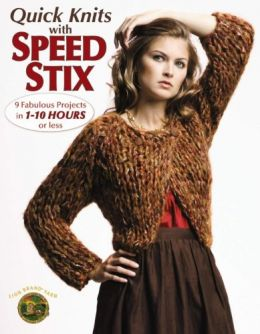 Download Quick Knits with Speed Stix