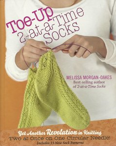 Download Toe-Up 2-at-a-Time Socks