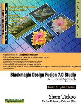 Download Blackmagic Design Fusion 7 Studio: A Tutorial Approach