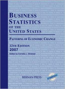 Download Business Statistics Of The United States, 2007