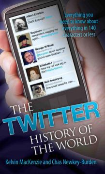 Download ebook The Twitter History of the World