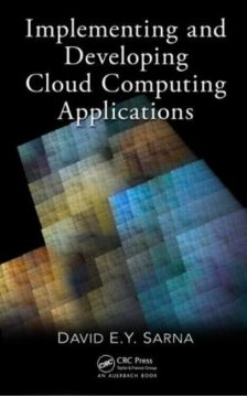 Download ebook Implementing & Developing Cloud Computing Applications