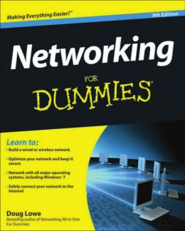 Download ebook Networking For Dummies, 9th Edition