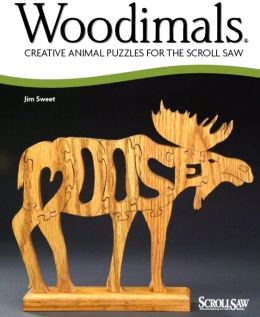 Download Woodimals: Creative Animal Puzzles for the Scroll Saw