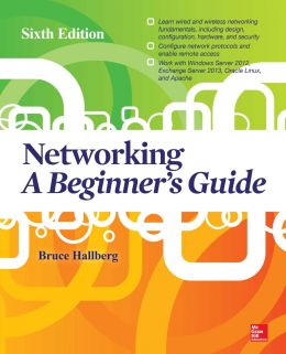 Download ebook Networking: A Beginner's Guide, Sixth Edition