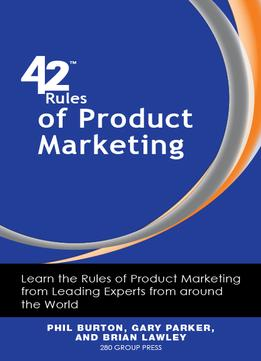 Download 42 Rules Of Product Marketing