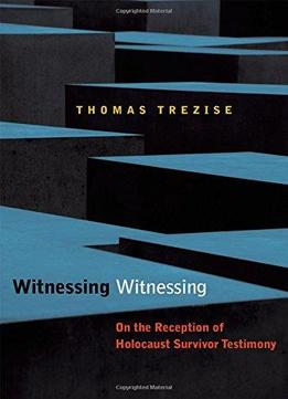 Download Witnessing Witnessing