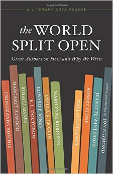 Download The World Split Open: Great Authors On How & Why We Write