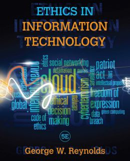 Download ebook Ethics in Information Technology (5th edition)