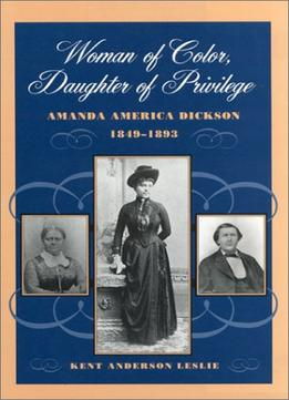 Download ebook Woman Of Color, Daughter Of Privilege