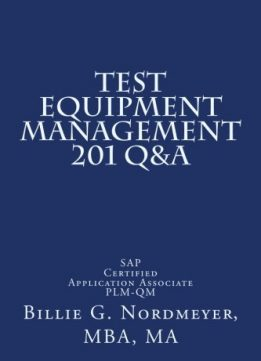 Download Test Equipment Management 201 Q&a