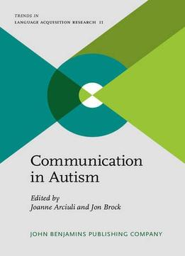 Download Communication In Autism