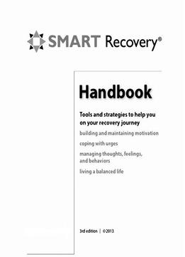Download Smart Recovery 3rd Edition Handbook