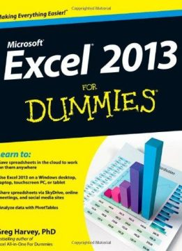 Download Excel 2013 For Dummies