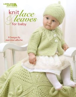 Download Knit Lace & Leaves for Baby