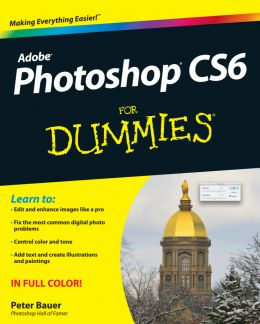 Download Photoshop CS6 For Dummies
