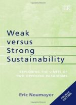Weak Versus Strong Sustainability: 4 Edition