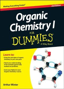 Download Organic Chemistry I For Dummies