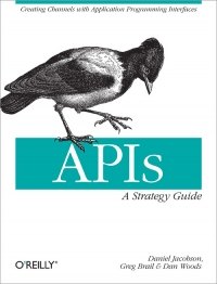 Download ebook APIs: A Strategy Guide