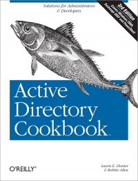 Download ebook Active Directory Cookbook, 3rd Edition