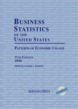 Download Business Statistics Of The United States