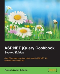 Download ebook ASP.NET jQuery Cookbook, 2nd Edition