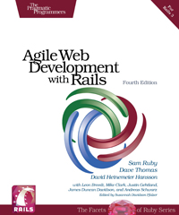 Download ebook Agile Web Development with Rails, 4th Edition
