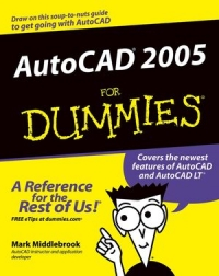 Download ebook AutoCAD 2005 For Dummies