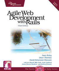 Download ebook Agile Web Development with Rails, 3rd Edition