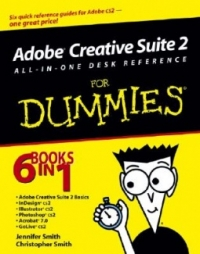 Download ebook Adobe Creative Suite 2 All-in-One Desk Reference For Dummies