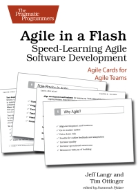 Download ebook Agile in a Flash