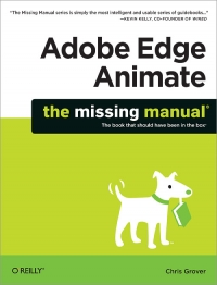 Download ebook Adobe Edge Animate: The Missing Manual