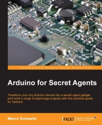 Download ebook Arduino for Secret Agents