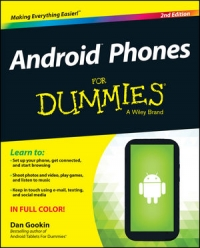 Download ebook Android Phones For Dummies, 2nd Edition